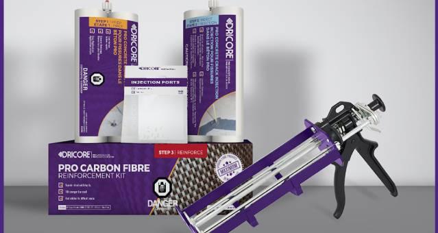 DRICORE<sup>®</sup> PRO Concrete Repair