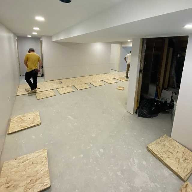 Flooring Suloor For, Should I Use Dricore In Basement