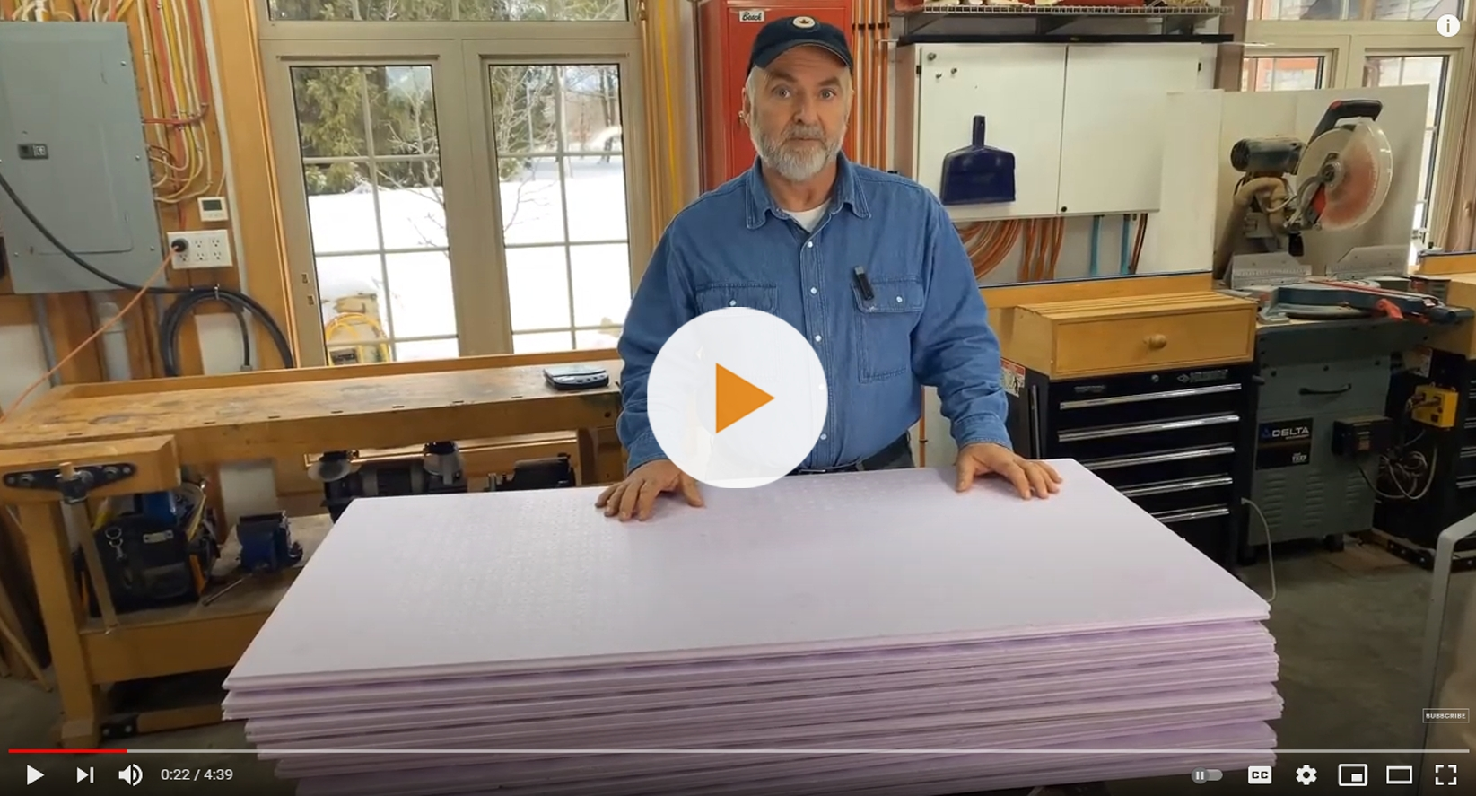 Why DRICORE Insul-Armor is the Best Subfloor Yet Basement Finishing Flooring Products